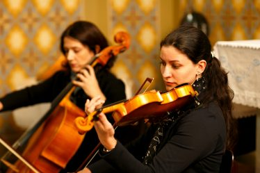 Violino e violoncelo Curitiba